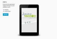 Llega a la web de desarrolladores Android el Device Art Generator