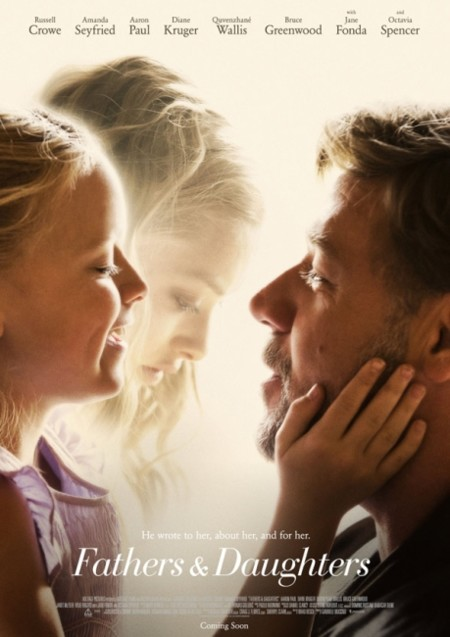Nuevo póster de Fathers And Daughters