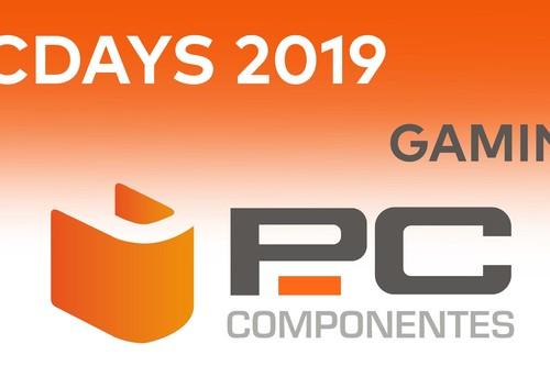 Las 23 mejores ofertas gaming de los PcDays 2019 en PcComponentes