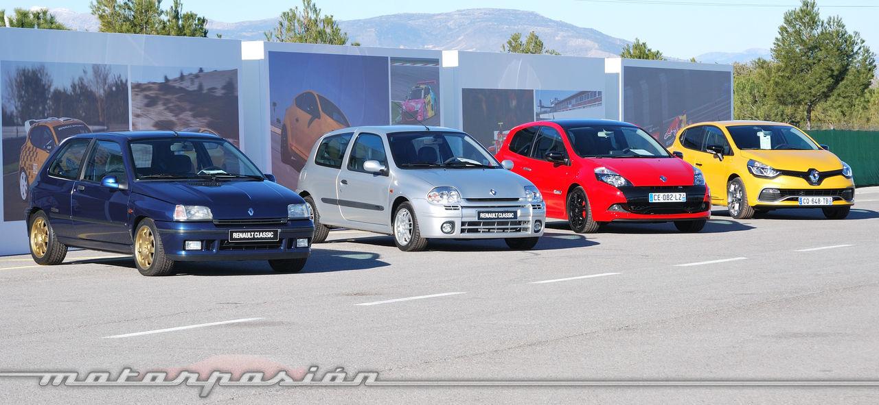 Foto de Renault Clio RS 200 EDC (presentación) (32/49)