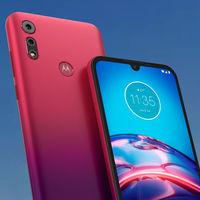 Moto E6s: la línea más básica de Motorola crece con un nuevo modelo que nos resulta familiar