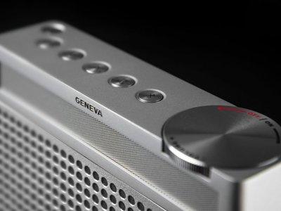 """Geneva presenta su nueva miniradio portátil con Bluetooth para los amantes de la """"Frecuencia Modulada"""""""