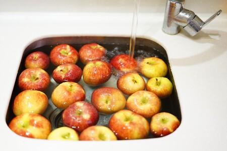 Desinfectar Manzanas