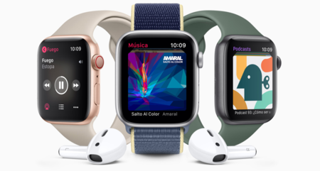 Apple Watch Series 5 Almacenamiento