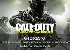 Jugamos en directo a Call of Duty: Infinite Warfare a las 18:00 horas (las 12:00 en Ciudad de México) [Finalizado]