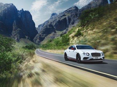 Bentley Continental GT V8 S Black Edition: más personalización para coupé y cabrio