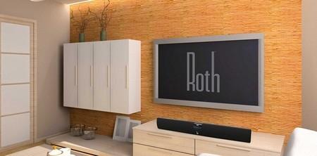 Sub Zero II, la nueva barra de sonido de gama media-baja de Roth