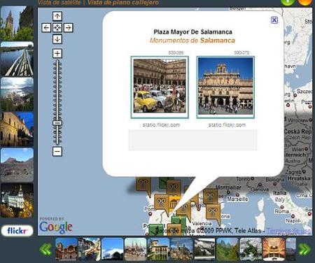 deSpania, más de 4000 destinos turísticos españoles