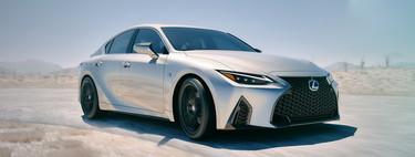 El Lexus IS 2021 se pone al día como una atrevida alternativa japonesa al Serie 3