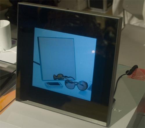Parrot grande specchio un marco digital que viene con android - Specchio grande ...