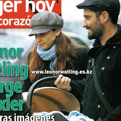 Leonor Watling y Jorge Drexler