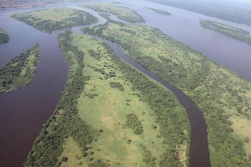 El río más profundo, el río a menor altitud y el río a mayor altitud