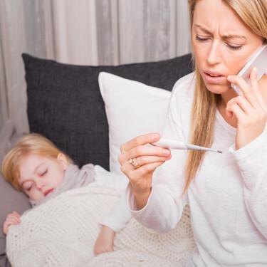 La fiebre, el motivo de consulta más frecuente en pediatría: cómo bajarla y qué signos vigilar
