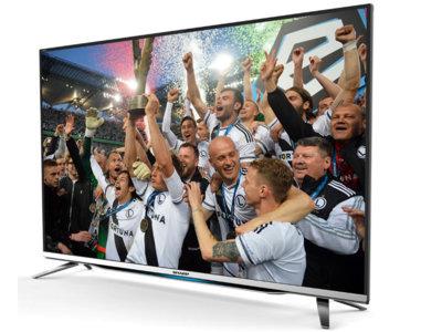 Sharp volverá por la puerta grande al mercado del televisor en Europa con 50 nuevos modelos