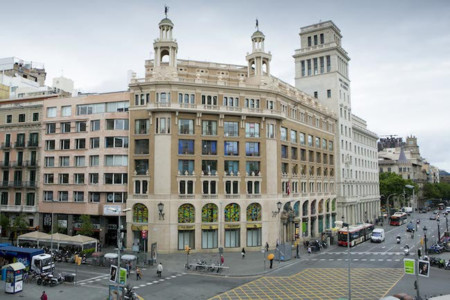 Desigual Barcelona flagship Plaza