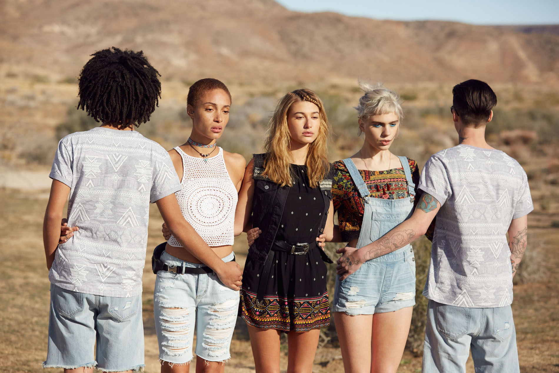 Foto de H&M loves Coachella 2016 (1/8)