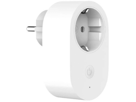 Enchufe Inteligente Xiaomi Mi Smart Power Plug Gmr4015gl 3680 W Domotica Blanco