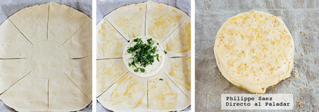 Queso Camembert Hojaldre Receta
