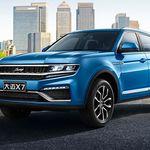 Zotye Domy X7, conoce al malvado clon chino del Volkswagen Tiguan Allspace