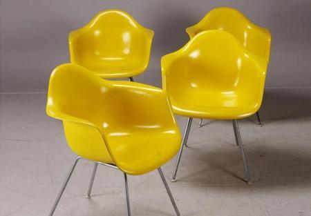 Versión Silla Eames