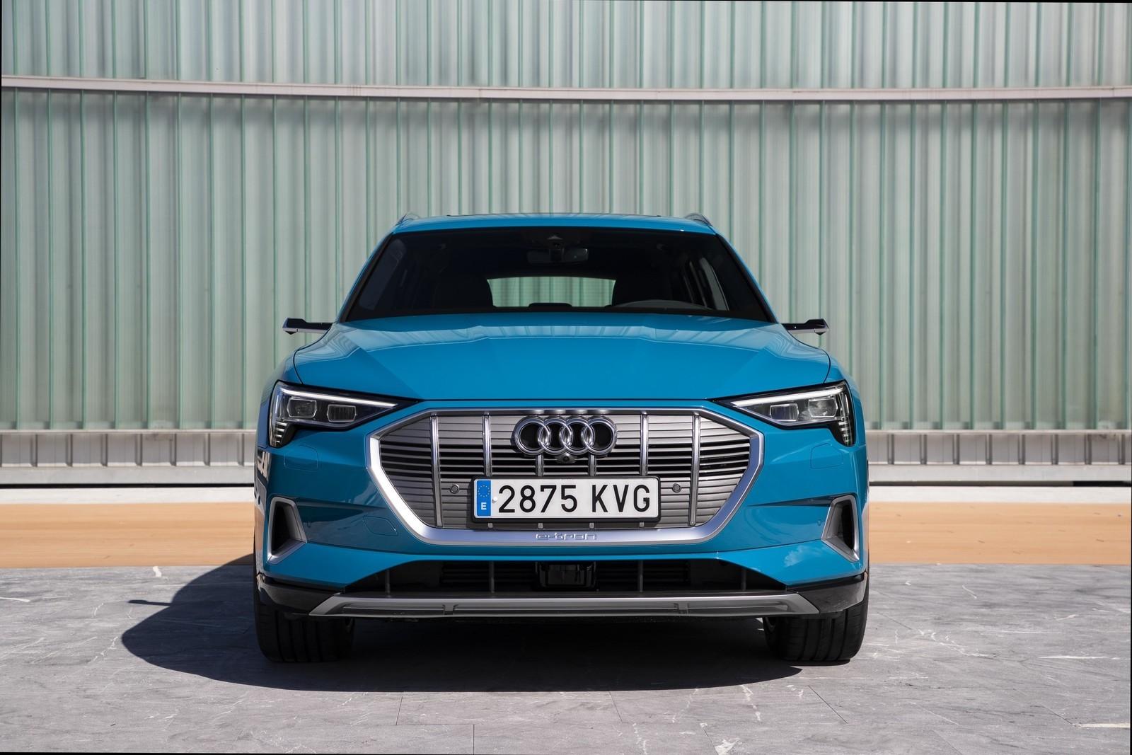 Foto de Audi e-tron (52/111)