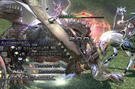 Square Enix muestra las primeras imágenes comparativas de 'Final Fantasy XIII' y parecen manipuladas