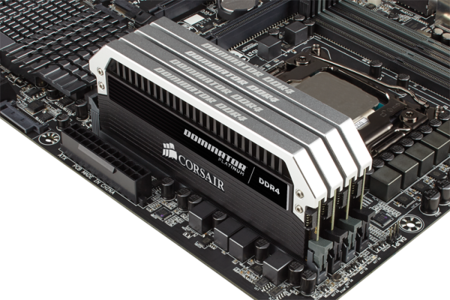 Corsair Ddr4 Dominator 128gb