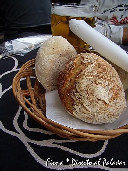 Pan y cerveza