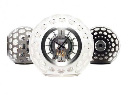 Atmos clock, el reloj del futuro de la mano de Hermès y Jaeger-LeCoultre