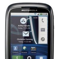 Motorola Spice, un Android bastante práctico y estilizado