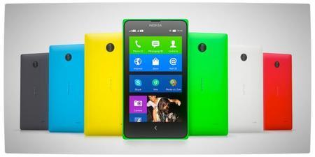 La gama Nokia X dejará de usar Android y llevarán Windows Phone