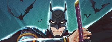 'Batman Ninja' es una auténtica locura: un festín visual que traslada el mito del Caballero Oscuro al Japón feudal