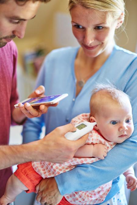 Termómetros para el bebé