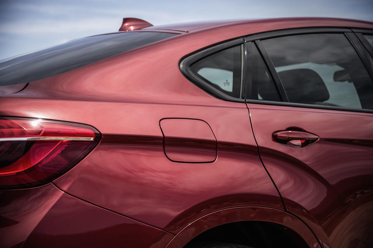 Foto de BMW X6 2014 (32/96)