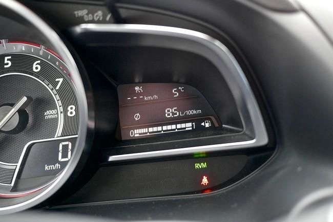 Consumo Mazda