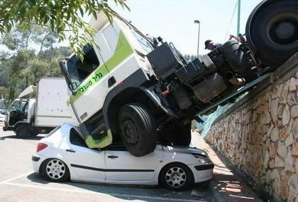 Galería de desastres automovilísticos