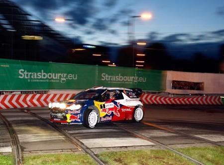 Rally de Alsacia 2012: Jari-Matti Latvala suma su tercer scratch, Sébastien Loeb sigue líder