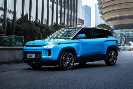 """China ya tiene un SUV con filtro """"a prueba de coronavirus"""", y cuesta lo que un Jetta"""