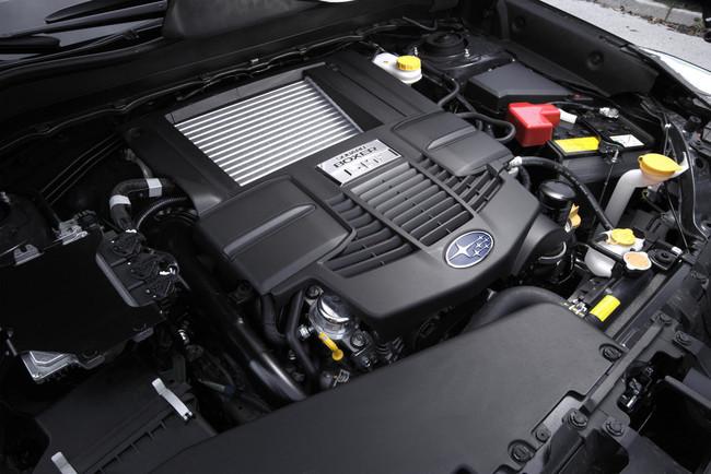 Motor del Subaru Forester 2013