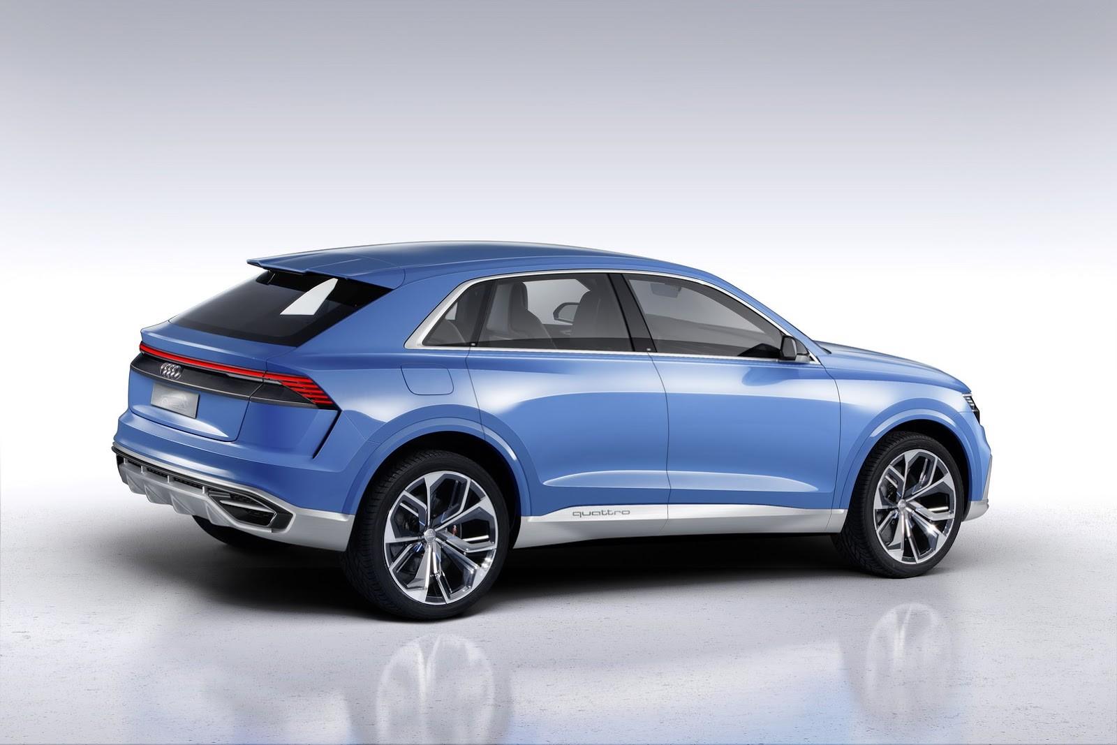Foto de Audi Q8 Concept (16/22)