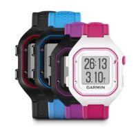Garmin Forerunner 25, un nuevo reloj que acompaña tu entrenamiento y registra tu día a día
