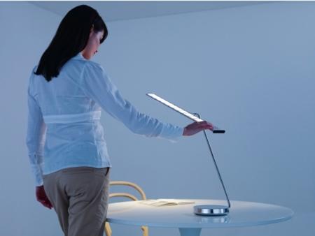 Luces OLED interactivas de Philips para el hogar