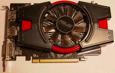 Asus AMD 6670, análisis