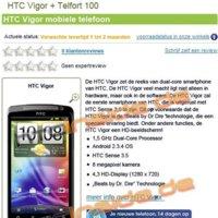 HTC Vigor, posible primera imagen y especificaciones