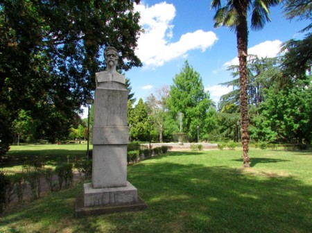 Rincones inolvidables de Ferrara: el Parque Massari
