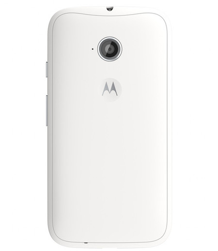 Moto E (2nd Gen ) Back White