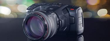 Blackmagic Pocket Cinema Cámera 6K: La nueva vídeocámara súper 35 de Blackmagic Design llega cargada de poder