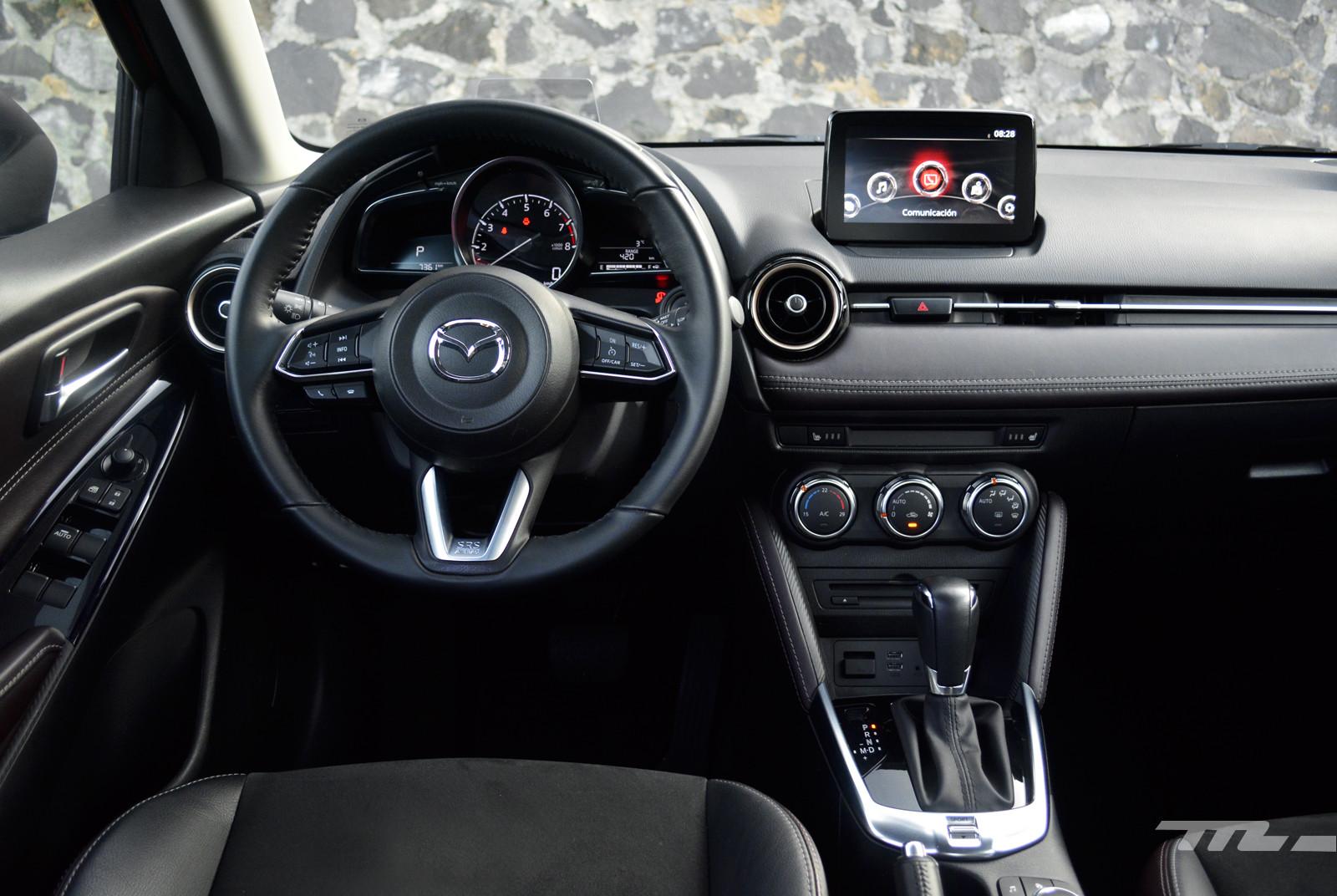 Foto de SEAT Ibiza vs. Suzuki Swift vs. KIA Rio vs. Mazda2 (comparativa) (12/20)