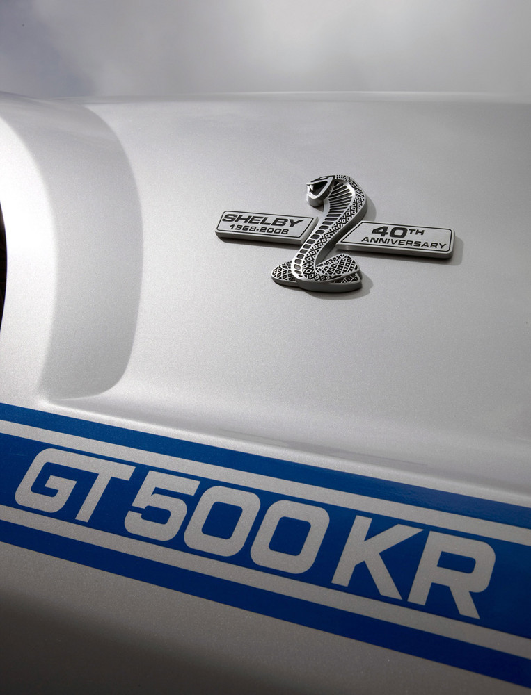 2008 Shelby Mustang Gt500kr 32 50
