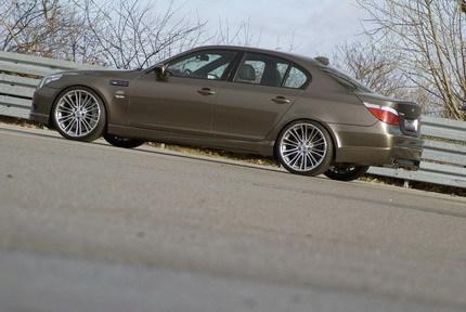 BMW M5 Hurricane